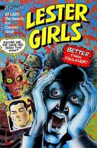 Cover Thumbnail for Lester Girls (Malibu, 1990 series) #2