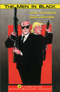Cover Thumbnail for The Men in Black (Malibu, 1990 series)