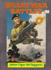 Cover Thumbnail for Great War Battles (Yaffa / Page, 1982 series)