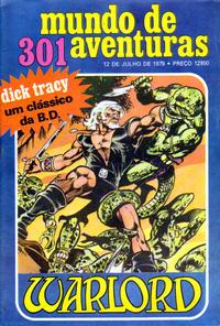 Cover Thumbnail for Mundo de Aventuras (Agência Portuguesa de Revistas, 1973 series) #301