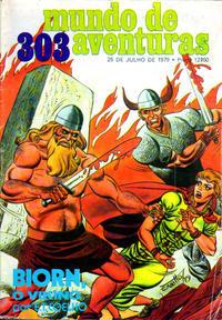 Cover Thumbnail for Mundo de Aventuras (Agência Portuguesa de Revistas, 1973 series) #303