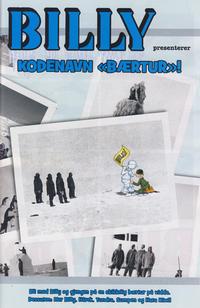 Cover Thumbnail for Bilag til Billy (Hjemmet / Egmont, 2001 series) #2/2013