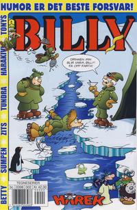 Cover Thumbnail for Billy (Hjemmet / Egmont, 1998 series) #2/2013