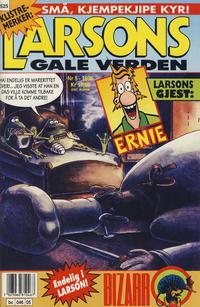 Cover Thumbnail for Larsons gale verden (Bladkompaniet / Schibsted, 1992 series) #5/1995