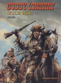 Cover Thumbnail for Buddy Longway (Forlaget Carlsen, 1977 series) #18 - Gule hår