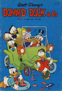 Cover Thumbnail for Donald Duck & Co (Hjemmet / Egmont, 1948 series) #26/1972