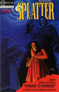 Cover Thumbnail for Splatter (Northstar, 1991 series) #5