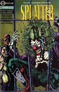 Cover Thumbnail for Splatter (Northstar, 1991 series) #8