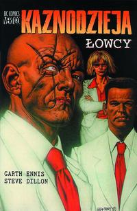 Cover Thumbnail for Kaznodzieja (Egmont Polska, 2002 series) #[4] - Łowcy