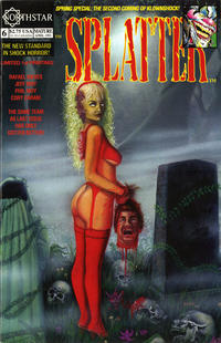 Cover Thumbnail for Splatter (Northstar, 1991 series) #6