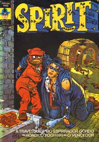 "Cover Thumbnail for Colecção ""Spirit"" (Portugal Press, 1977 series) #4"