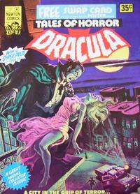 Cover Thumbnail for Tales of Horror Dracula (Newton Comics, 1975 series) #4