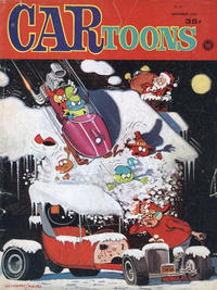 Cover Thumbnail for CARtoons (Petersen Publishing, 1961 series) #38