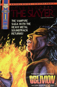 Cover Thumbnail for Cold Blooded: The Slayer (Northstar, 1995 series) #1
