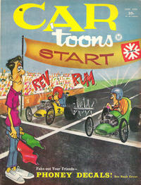 Cover Thumbnail for CARtoons (Petersen Publishing, 1961 series) #17