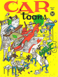 Cover Thumbnail for CARtoons (Petersen Publishing, 1961 series) #6