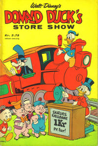 Cover Thumbnail for Donald Duck's Show (Hjemmet, 1957 series) #[11] - Store show [1966]