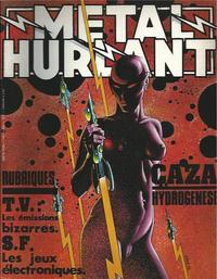 Cover Thumbnail for Métal Hurlant (Les Humanoïdes Associés, 1975 series) #30