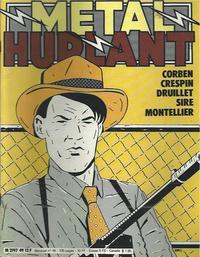 Cover Thumbnail for Métal Hurlant (Les Humanoïdes Associés, 1975 series) #49