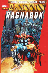 Cover Thumbnail for Marvel Gold. El Poderoso Thor: Ragnarok (Panini España, 2013 series)