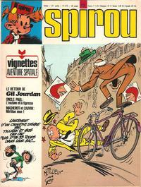 Cover Thumbnail for Spirou (Dupuis, 1947 series) #1778