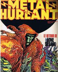 Cover Thumbnail for Métal Hurlant (Les Humanoïdes Associés, 1975 series) #18
