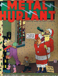 Cover Thumbnail for Métal Hurlant (Les Humanoïdes Associés, 1975 series) #46