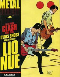 Cover Thumbnail for Métal Hurlant (Les Humanoïdes Associés, 1975 series) #53