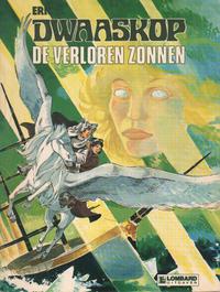 Cover Thumbnail for Dwaaskop (Le Lombard, 1981 series) #[3] - De verloren zonnen