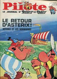 Cover Thumbnail for Pilote (Dargaud, 1960 series) #340