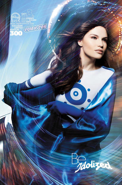 Cover for Idolized (Aspen, 2012 series) #3 [Cover B - Direct Edition Photo Cover]