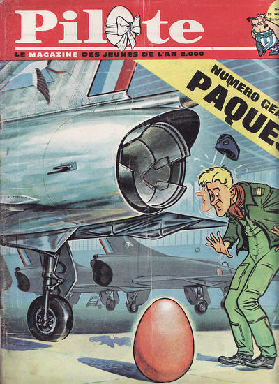 Cover for Pilote (Dargaud, 1960 series) #230