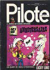 Cover for Pilote (Dargaud, 1960 series) #631