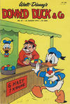 Cover for Donald Duck & Co (Hjemmet / Egmont, 1948 series) #35/1972