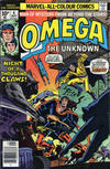 Cover for Omega the Unknown (Marvel, 1976 series) #4 [British]