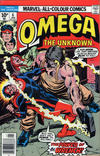 Cover for Omega the Unknown (Marvel, 1976 series) #6 [British]