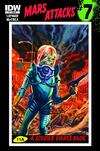 Cover Thumbnail for Mars Attacks (2012 series) #7 [Retailer Incentive]
