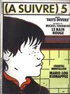 Cover for (À Suivre) (Casterman, 1977 series) #5