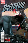 Cover for Daredevil: End of Days (Marvel, 2012 series) #5