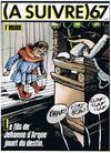 Cover for (À Suivre) (Casterman, 1977 series) #67