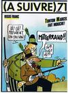 Cover for (À Suivre) (Casterman, 1977 series) #71