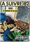 Cover for (À Suivre) (Casterman, 1977 series) #82