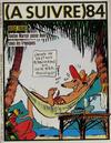 Cover for (À Suivre) (Casterman, 1977 series) #84