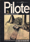 Cover for Pilote (Dargaud, 1960 series) #636