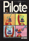 Cover for Pilote (Dargaud, 1960 series) #650