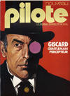 Cover for Pilote (Dargaud, 1960 series) #743
