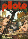 Cover for Pilote (Dargaud, 1960 series) #741
