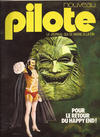 Cover for Pilote (Dargaud, 1960 series) #754