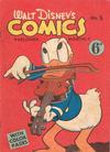 Cover for Walt Disney's Comics (W. G. Publications; Wogan Publications, 1946 series) #5