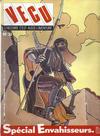 Cover for Vécu (Glénat, 1985 series) #21